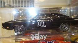ERTL 118 SUPERCAR 69 DIRTY BLACK DUKES OF HAZZARD CHARGER