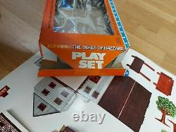 ERTL 1816 The Dukes Of Hazzard Playset vgc from 1981 Very RARE