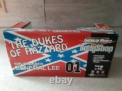 ERTL American Muscle General Lee Car, 118 Dukes of Hazard, #32485, In Box