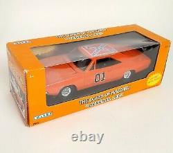 ERTL Dukes Of Hazzard General Lee 125 Die Cast 1969 Dodge Charger NIB