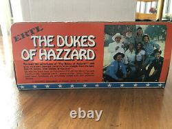 ERTL Dukes of Hazzard 4 Car Set Unopened General Lee Boss Hogg Roscoe 1981 164