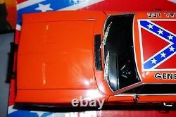 ERTL General Lee Duke's Of Hazzard 1969 Dodge Charger 118 Scale Die cast Car