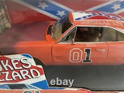 ERTL Race Day General Lee Dukes Of Hazzard 118 Scale Limited Edition