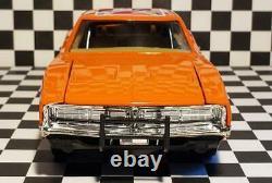 ERTL The Dukes of Hazzard GENERAL LEE 125 JoyRide #7967 1969 Dodge Charger