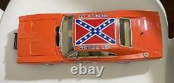 Ertl 1969 Dodge Charger #01 General Lee The Dukes of Hazzard 118 Diecast Custom