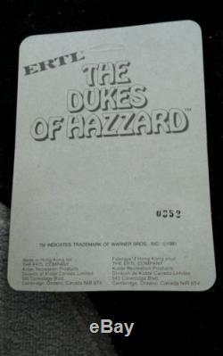 Ertl 1981 Dukes Of Hazzard 164 Diecast Car Boss Hoggs Cadillac