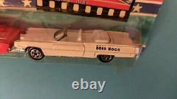 Ertl 1981 Original Dukes Of Hazzard 1/64 Two Car Set General Lee & Boss Hogg Car