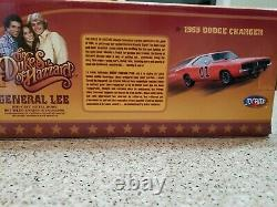 Ertl 7967 The Dukes of Hazzard 124 Scale General Lee 1969 Dodge Charger #01
