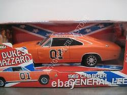Ertl American Muscle Dukes Of Hazzard 1969 General Lee #01 Dodge Charger 1/18