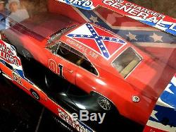 Ertl Dukes Of Hazard 1969 Charger General Lee 118 Racing Edition Race Day