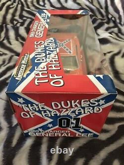 Ertl Dukes Of Hazzard 118 & 164 1969 Dodge Charger Cars General Lee