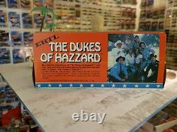 Ertl Dukes of Hazzard 6 item set 1/64 Scale General Lee lot Fantastic Display