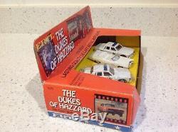 Ertl Dukes of Hazzard car set