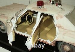 Ertl Joyride 1/18 DUKES OF HAZZARD 1974 Monaco Police Car UNRESTORED 1 of 12 MIB