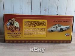 Ertl Joyride 1974 Dodge Monaco Dukes of Hazzard 118 Scale Diecast TV Police Car