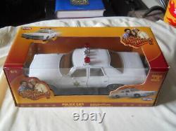 Ertl Joyride 1974 Dodge Monaco Dukes of Hazzard Police Car 1/18 Diecast