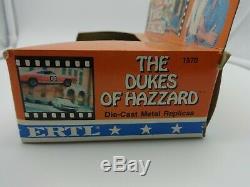 Ertl TV Dukes of Hazzard Gift Set Cadillac, Sheriff, Charger, Jeep MIB
