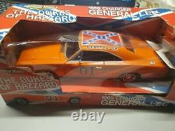 Ertl The Dukes of Hazzard 118 Scale General Lee 1969 Dodge Charger NICE