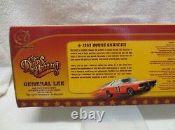 General Lee 1969 Dodge Charge Elite Dukes Of Hazzard Ertl 118 Scale Opening