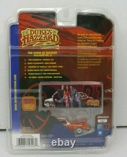 General Lee Dodge Charger THE DUKES OF HAZZARD THE BEGINNING Johnny Lightning