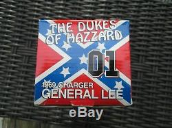 General Lee / Dukes of Hazzard 125 ERTL 1969 Dodge Charger, NEW in unopened Box