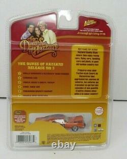 General Lee Series 3 THE DUKES OF HAZZARD Johnny Lightning 1/64