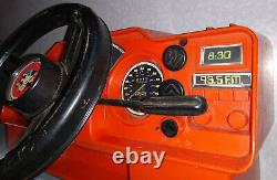 ILLCO Dukes Hazzard General Lee DASH DASHBOARD Battery Operated Toy Console