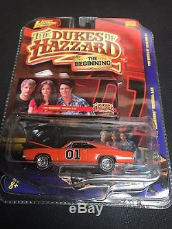 Slot Cars For Sale >> Johnny Lightning Dukes Of Hazzard 14 Cars Mix Release 1, 3, 4, 7 Cooter's Truck