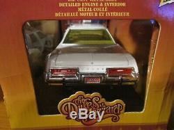 Johnny Lightning 1/18 Dukes Of Hazzard Rosco Dodge Police Car New Last One