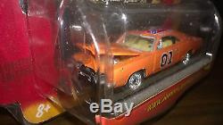 Johnny Lightning 1969 Charger General Lee Dukes of Hazzard Preproduction Sample