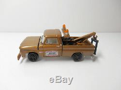 Johnny Lightning Dukes Of Hazzard Cooter's 1965 Chevy Tow Truck White Lightning