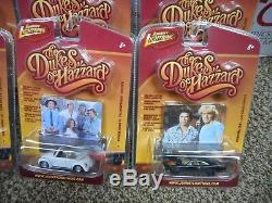 Johnny Lightning Dukes of Hazzard 8 car set series 2 General Lee Enos's Little +