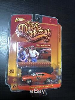 Johnny Lightning Dukes of Hazzard Dirty General Lee 69 Dodge R5