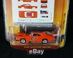Johnny Lightning Dukes of Hazzard R7 General Lee 1969 Dodge Limited Edition Rare