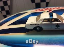 Johnny Lightning NEAR IMPOSSIBLE FINDDukes Of Hazzard James Best tribute Car