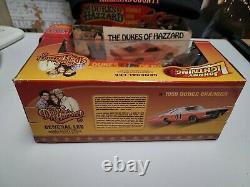 Johnny Lightning The Dukes of Hazzard 1969 Charger General Lee Lightning Strike