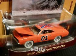 Johnny Lightning White Lightning Dukes of Hazzard 1969 Dodge Charger General Lee