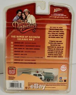 Johnny Lightning White Lightning Dukes of Hazzard Sheriff Littles Dodge Manaco