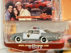 Johnny Lightning White Lightning Dukes of Hazzard State Police 1977 Dodge Monaco