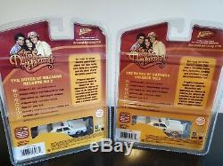 Johnny Lightning White Lightning & Reg Dukes Of Hazzard Enos's Patrol Car
