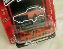 Johnny White Lightning Dukes Of Hazzard General Lee Dirty 1969 Dodge Charger
