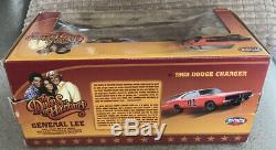 Joyride ERTL ECHELLE 125 Scale Dukes Of Hazzard General Lee Dodge Charger Mint