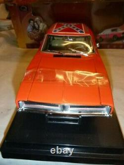 Joyride a scale model of the Dukes of Hazzards General Lee dodge charger, boxed
