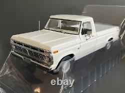 LAST ONE! Dukes Of Hazzard 1/18 Uncle Jesses 1973 Ford F-100 Pickup Truck
