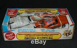 Mego Boxed 1981 Dukes of Hazzard Backroads Chase General Lee Smash Up Derby