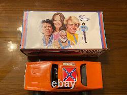 Mego Dukes Of Hazzard General Lee In Original Box 1981