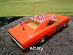 Mira Que Pieza! Dificil! 1969 Dodge Charger Dukes Of Hazzard -nuevo