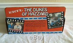 NIB NEW 1981 ERTL DIE-CAST 125 SCALE DUKES OF HAZZARD GENERAL LEE CAR #1791