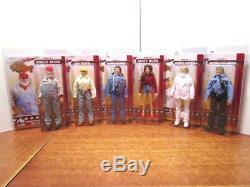 NIP Dukes of Hazzard 12 Retro Figures Lot Jesse, Bo, Luke, Daisy, Boss & Rosco