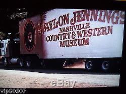 Original Dukes Of Hazzard Screen Used Waylon Jenninings